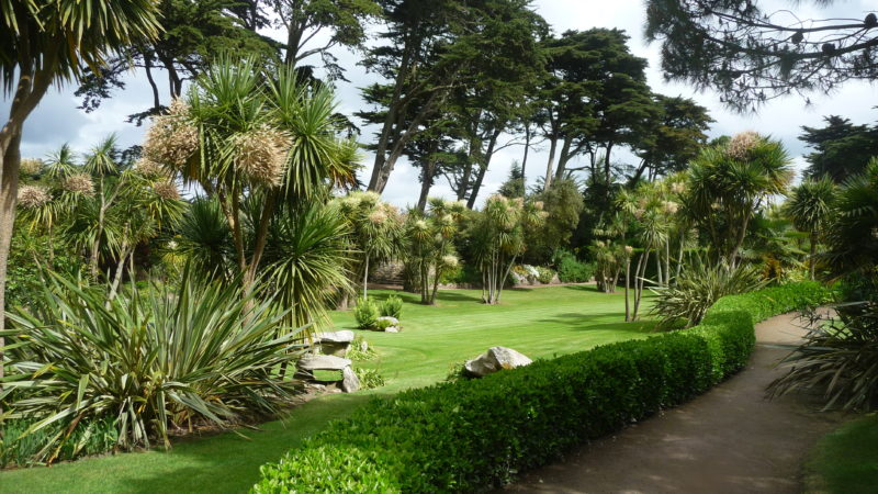 Jardin Delasalle - Ile de Batz