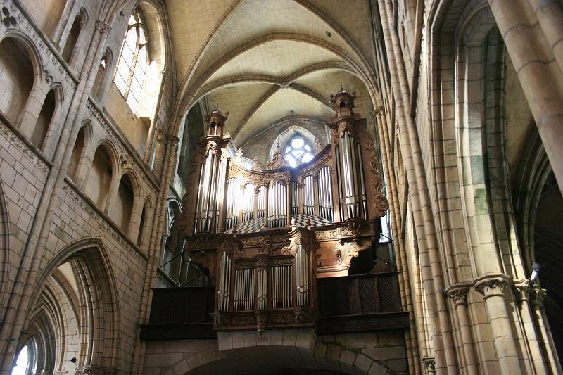 La cathédrale Saint Aurelien - Saint Pol de Léon