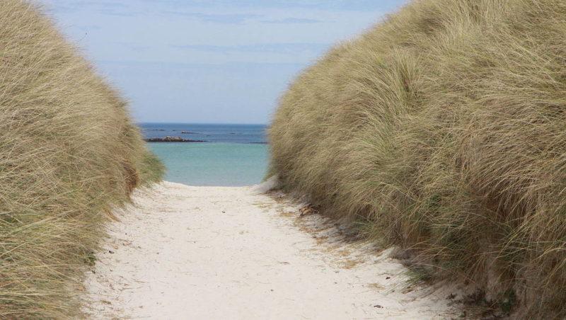 Les dunes de Keremma - Plouescat